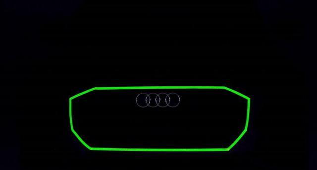 奥迪Q8最新预告图发布 或将6月5日上海首发